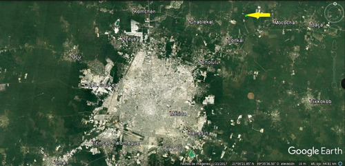 Imagen 1 de 7 de Terreno En Venta En Conkal  2.6 Hectáreas,mérida Yucatán