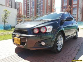 Chevrolet Sonic Lt Tp 1600cc 4p Ct