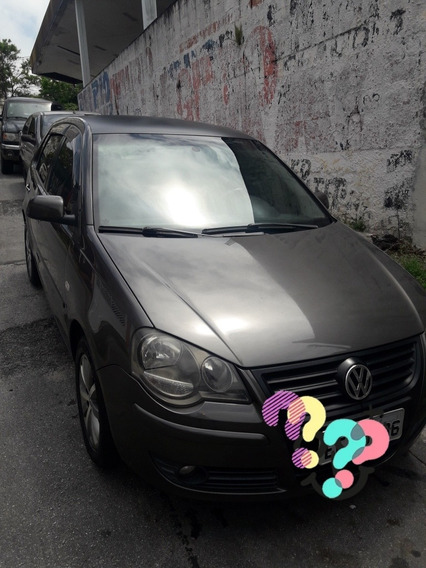 Volkswagen Polo 1.6 Sportline Total Flex 5p 2008