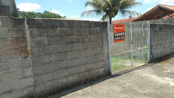 Bom Terreno Murado E Com Portão - Te0026