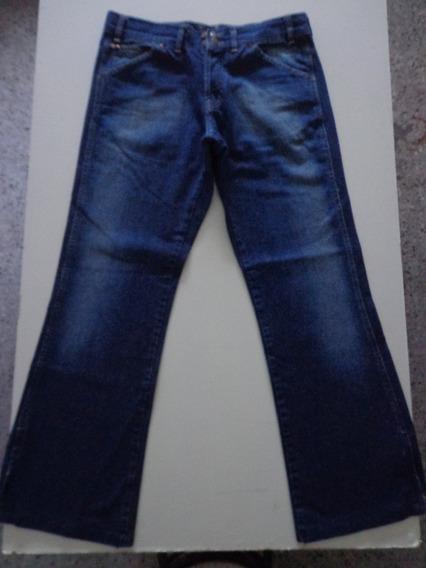 Pantalon Jean Ona Saez Talle 32 / 42 Unisex