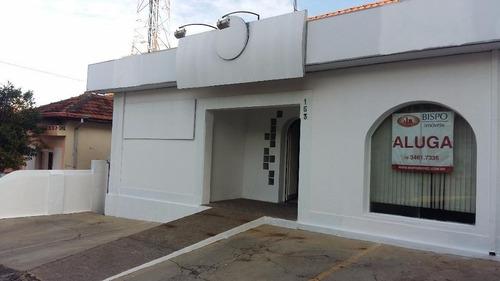 Imagem 1 de 10 de Casa Para Alugar, 108 M² Por R$ 2.200,00/mês - Vila Pavan - Americana/sp - Ca0348