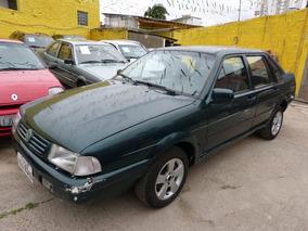 Volkswagen Santana 2.0 1998 Verde Gasolina