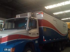 Mb 1214 Truck Bau De Leite