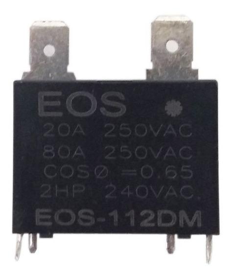 Rele Da Placa Evaporadora Split 112dm 12 Volts 20 Amperes