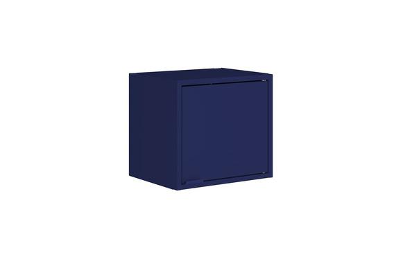 Nicho Multiúso Itatiaia Smart - 1 Porta - Nc 1p-35 - Azul Ma