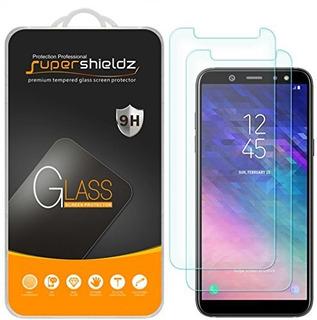 2 Unidades De Supershieldz Para Samsung Galaxy A6 2018 Prote