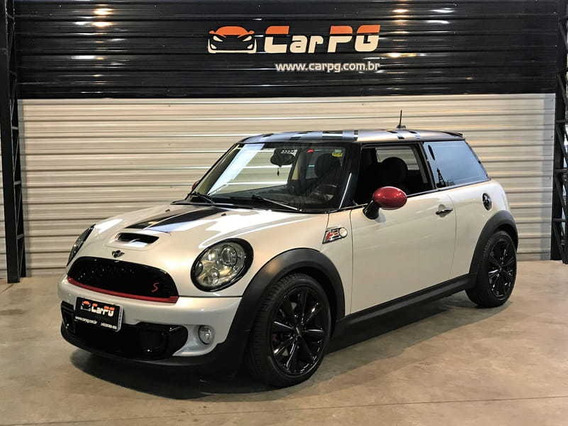 Mini Cooper S 1.6 16v Turbo 2012 - Impecável