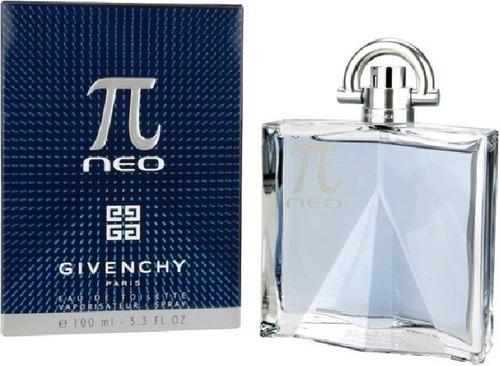 Perfume Givenchy Pi Neo X100ml Edt Cofre