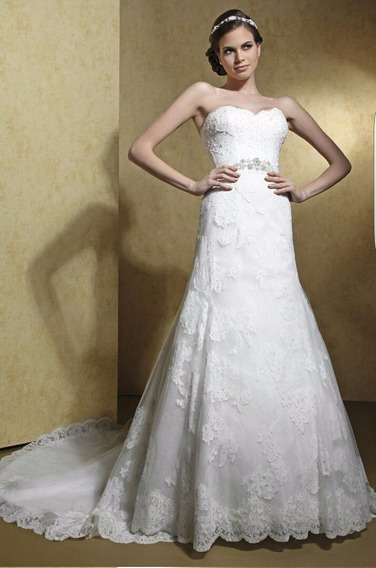 Vestido De Novia (essence Couture) Talla 6