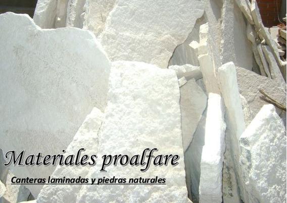 Piedra Laja Blanco Galarza En Rompecabezas Venta Por Metro