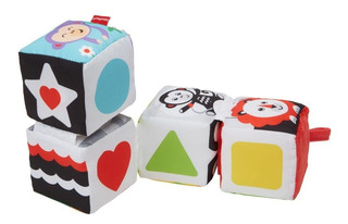 Fisher Price Cubos De Aprendizaje