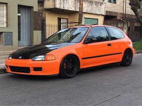 Honda Civic 1.6 Si Hatchback Swap B16