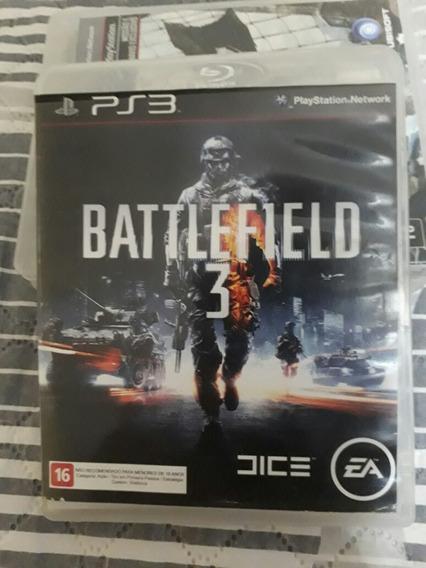 Battlefield 3 Ps3 Estado Novo Mídia Fisica