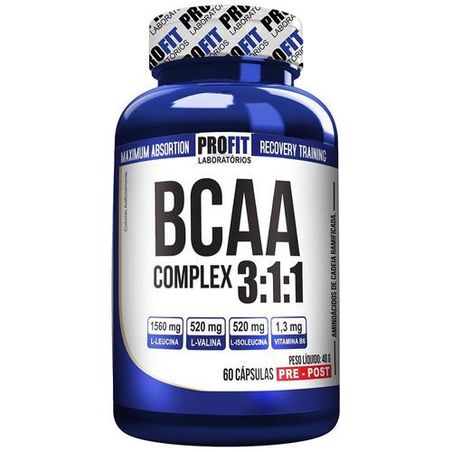 Bcaa Complex 60 Caps