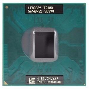 Processador Intel Core Duo Lf80539 T2400 Frete 7,00