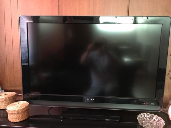Tv Lcd Sony Bravia 40 Perfeito Estado Conservação Televisão