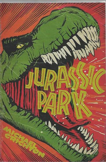 Livro Jurassic Park - Michael Crichton - Aleph