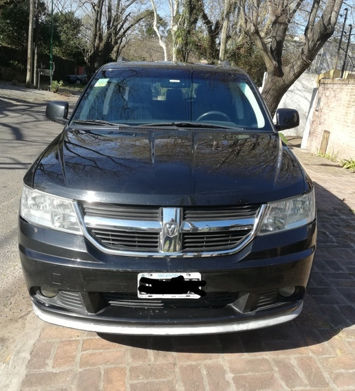 Dodge Journey 2.7 Rt Atx (3 Filas)+dvd+techo 2010