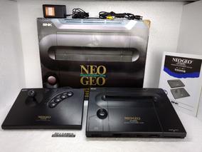 Neo Geo Aes Em Excelente Estado Pronto P/ Jogar - Loja Rj