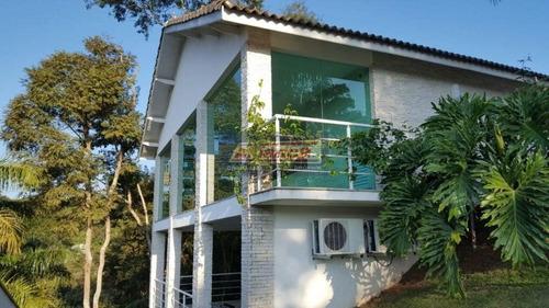 Sobrado Com 6 Dormitórios À Venda, 950 M² Por R$ 6.000.000,00 - Caputera - Arujá/sp - Ai2259