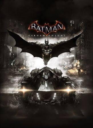 Batman: Arkham Knight - Jogo Midia Fisica