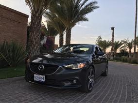 Mazda Mazda 6 4p I Grand Touring 2.5l Aut Piel Q/c 2014