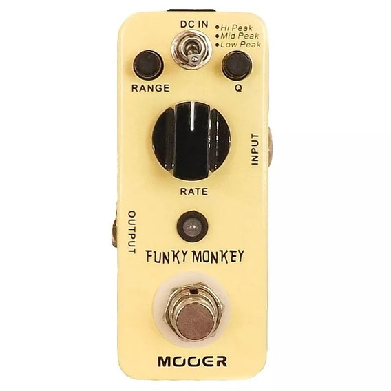 Pedal Mooer Funky Monkey Mft2 Envelope Filter Pedal Wah Wah