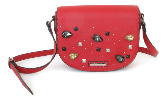 Cartera Bandolera Million 19x23x8 Gemas X1u