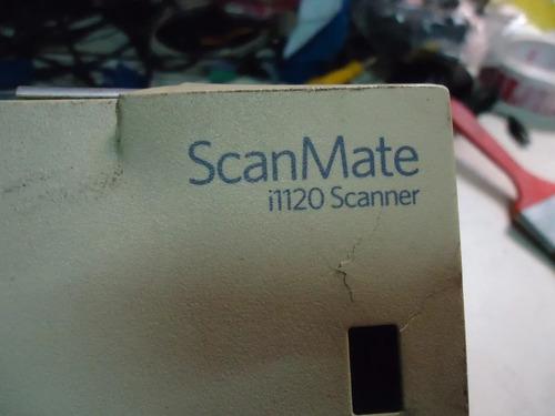 Scaner Kodak I1120 Sem Bandeija; Sem Fonte No Estado