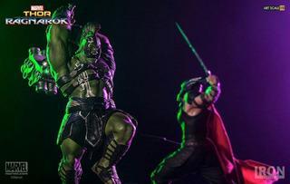 Hulk, Thor Ragnarok Iron Studios 1/10
