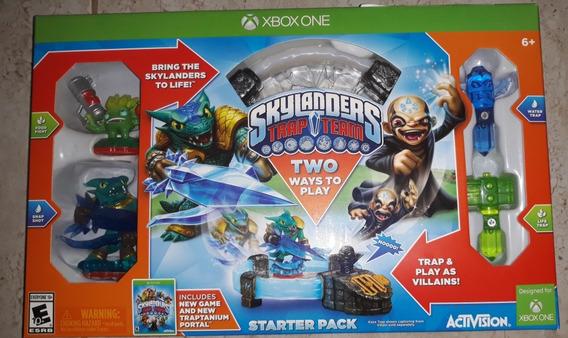 Skylanders Trip Team Para Xbox One