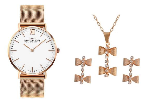 Relógio Backer Munich - 140000104f