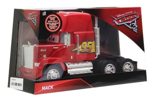 Caminhão Mack Carros 3 Em Miniatura Jada Metal Da Dtc