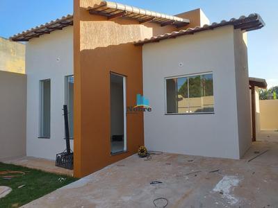 Casa Com Suíte De 03 Quartos Em Igarapé - 4153