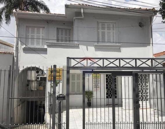 Casa Para Locação Com 02 Dormitórios Em Santana - Ca0549