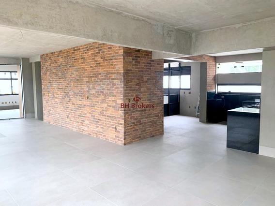 Apartamento De 1 Quarto, 220m² À Venda No Serra Por R$ 1.700.000 - 18705