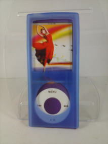 Capa Silicone Azul Escuro Nano 5 5º Geração Apple iPod