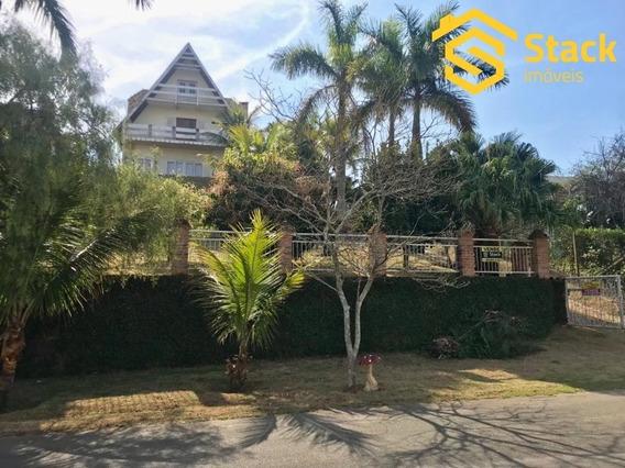 Casa Tipo Sobrado A Venda Em Jundiaí No Condomínio Vivendas Do Japi - Ca01350
