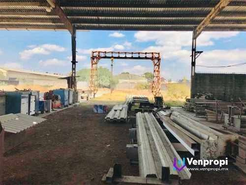 Bodega Industrial En Renta En Sur 5, Col. Ciudad Industrial De Tizayuca, Tizayuc