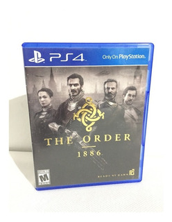 The Order Playstation 4