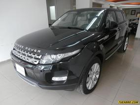 Land Rover Range Rover Evoque Pure 4p Awd - Automatico