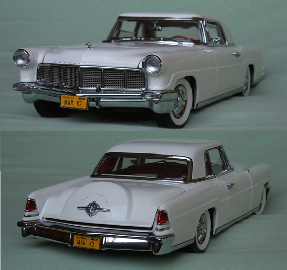 Lincoln Continental Mark-ii - 1956 - Esc. 1/18