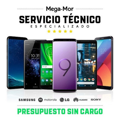 Servicio Técnico Reparación Samsung LG Motorola Sony Root