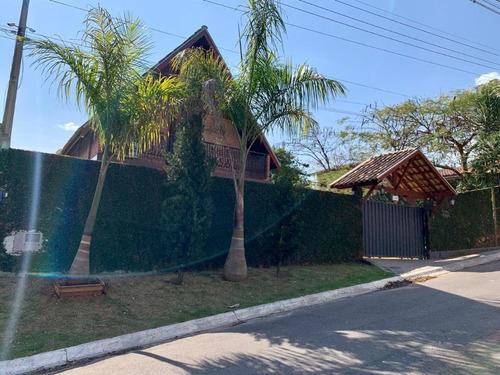 Chácara Com 2 Dormitórios À Venda, 2200 M² Por R$ 700.000,00 - Bairro Da Mina - Itupeva/sp - Ch0214
