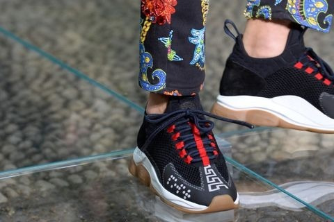 Zapatillas Versace En Oferta