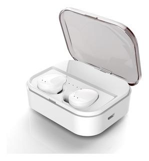 Audífonos X7 Tws Con Bluetooth Blancos