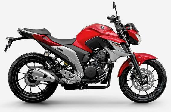 Yamaha Fz25 Abs Blueflex 0km 2020 - Dipe Motos