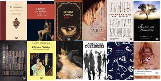 Grandes Clásicos De La Literatura Colección 66 Titulos @@@