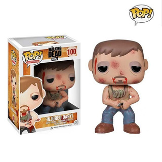 Funko Pop The Walking Dead Injured Daryl # 100 Proxyworld